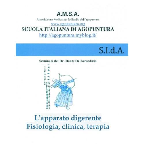 L'apparato digerente- fisiologia, clinica, terapia