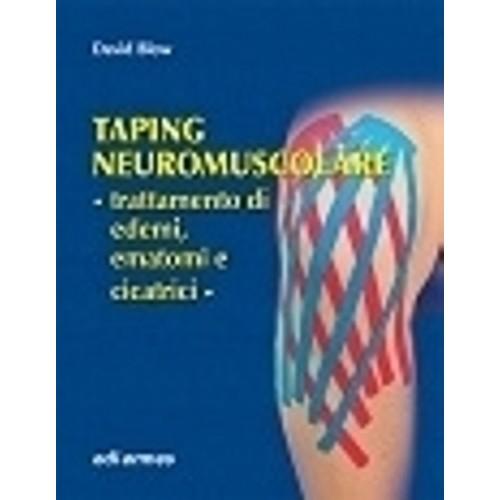 Taping NeuroMuscolare - Trattamento di edemi, ematomi e cicatrici