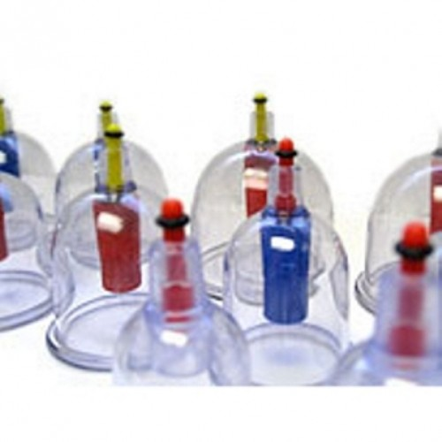 Cups pump - 12 cups + 8 magnets