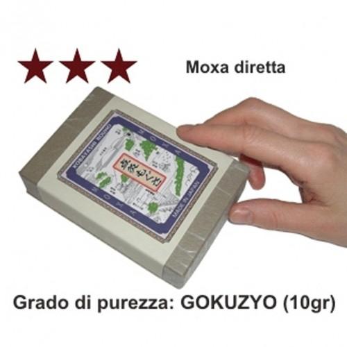 Moxa schüttgut, japanisch, 5 gr