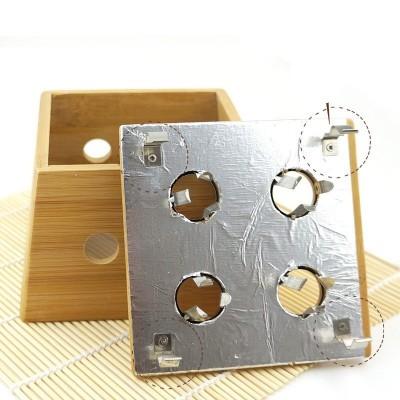 MOXA ROLL BOX-BAMBOO
