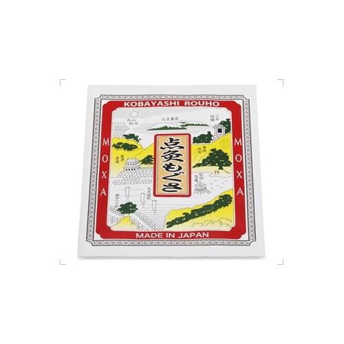Moxa schüttgut, japanisch