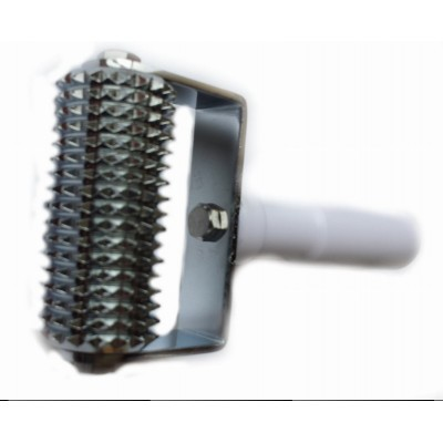 Roller dentato, pee massaggio