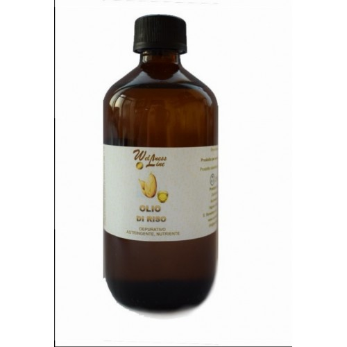 Aceite de ARROZ 250 ml.