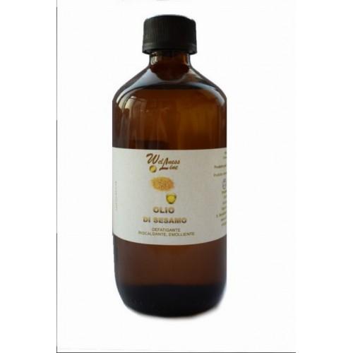 L'huile de SÉSAME 250 ml.