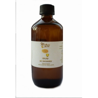 El aceite de SÉSAMO 250 ml.