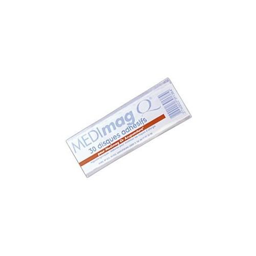 Autocollants de pièces de rechange pour les aimants Medimag Quatre