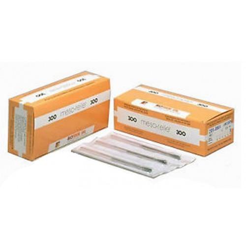 Aghi per elettrolipolisi 0.3 x 75 mm