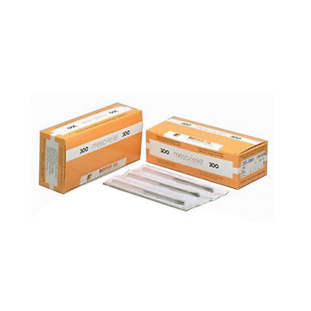 Agujas para elettrolipolisi 0.3 x 50 mm