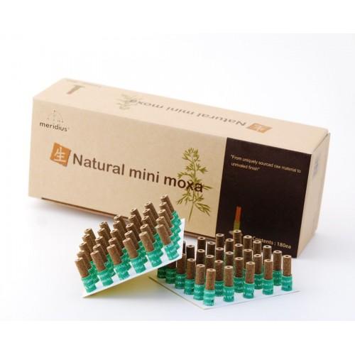 Mini Moxa Palo adhesivo