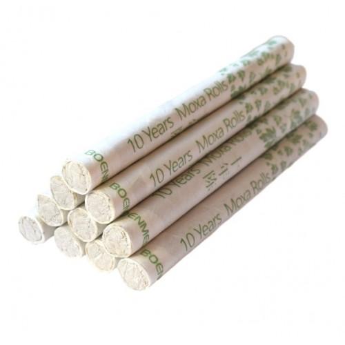Cigarros de Moxa puro 10 años