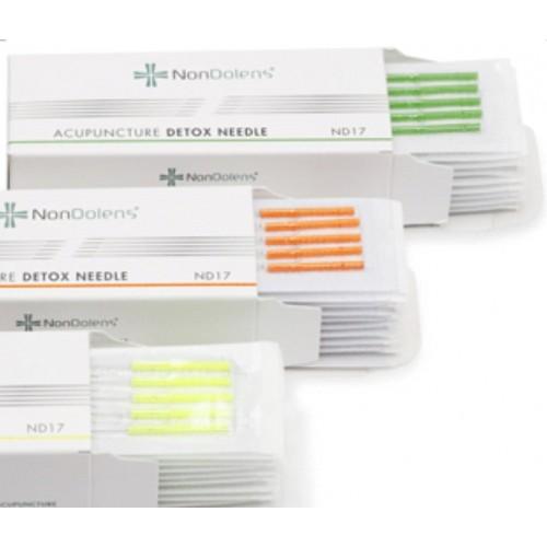 Nadeln für Auridetox 0.18x7