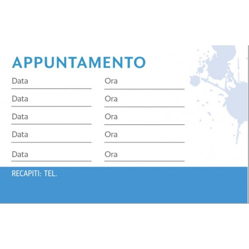 Biglietto da visita Agopuntura