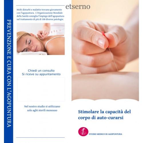 Broschüre Akupunktur