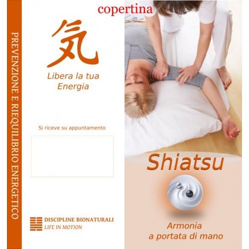 Brochure Shiatsu