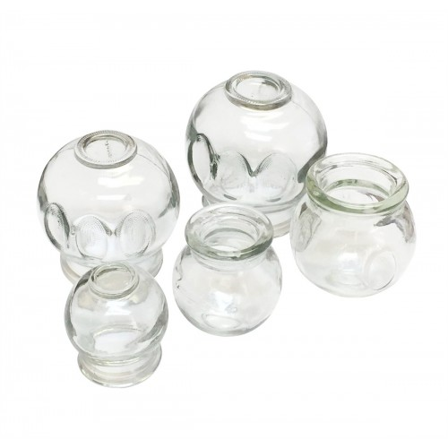 Tazas de vidrio KIT