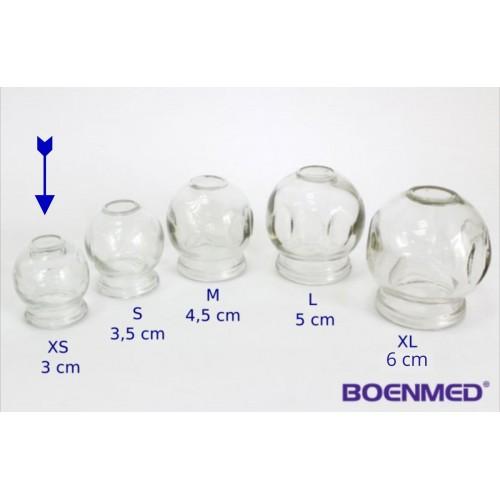 Flaschen aus glas, ab