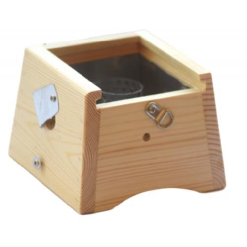 Cajas de madera para la moxibustión