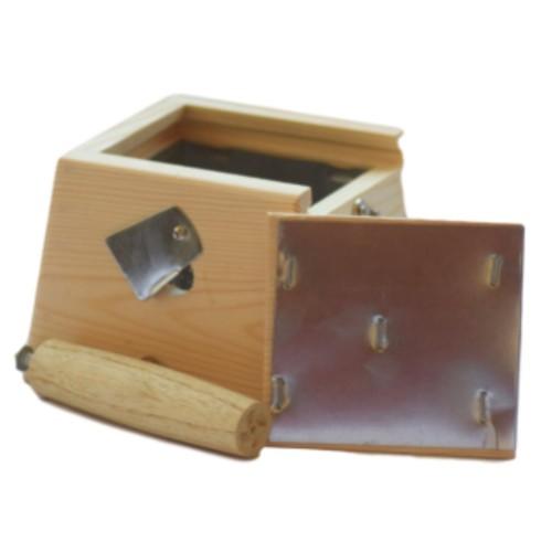 Box aus holz für moxibustion