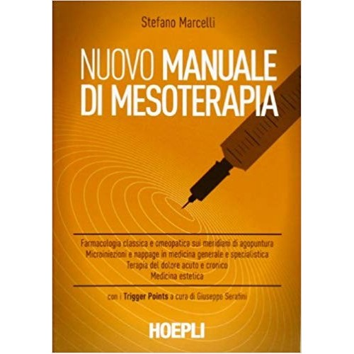 Nuovo manuale di mesoterapia