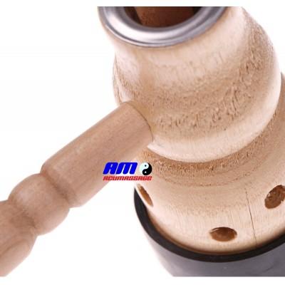 Wooden Moxa Roll Burner