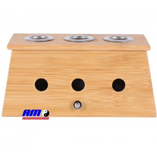 MOXA ROLL BOX-BAMBOO