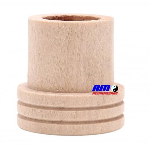 Wooden Moxa Extinguisher