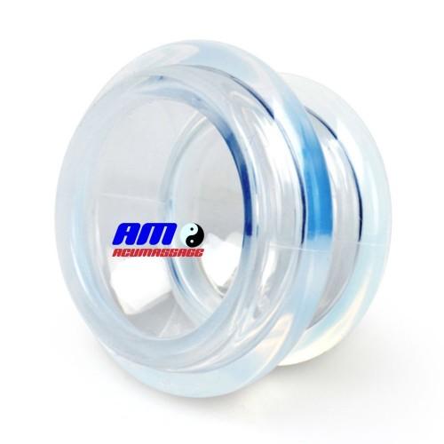 Ventouse silicone transparent
