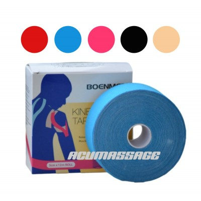 BOENMED Kinesio Tape - longitud: 12