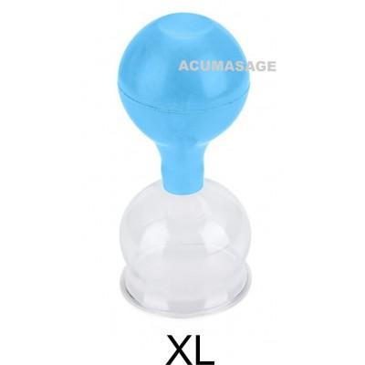 Set in vetro con soffietto - 5 misure