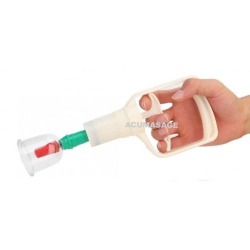 Flaschen-gewehr - 24 flaschen + 20 magnete
