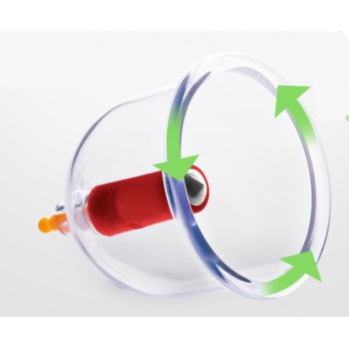 Cups pump - 24 cups + 20 magnets