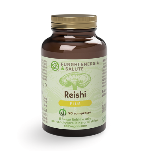 Reishi plus compresse