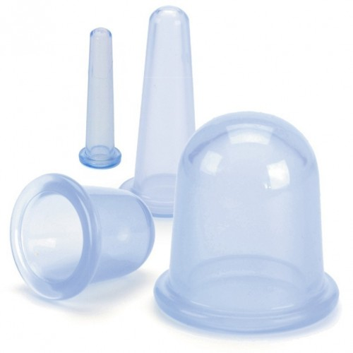Silicone cups, Kit