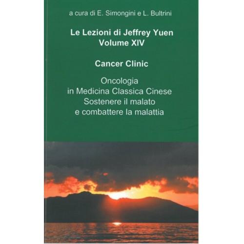 Cancer Clinic - XIV lezione