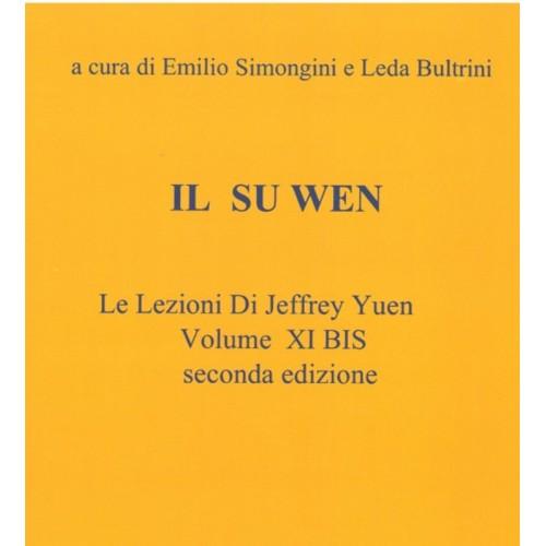 Il Su Wen, studio nr 1- XI lezione