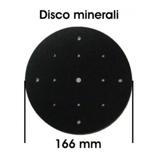Plaque minérale lampe infrarouge avec support