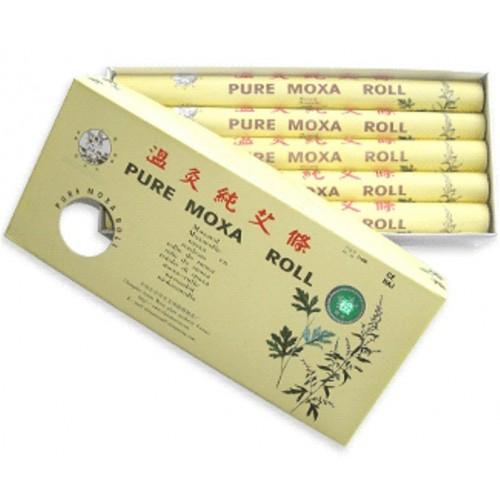 Cigarros de Moxa puro Artemisia