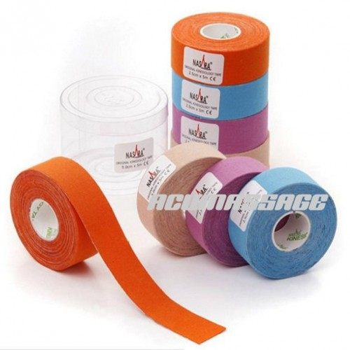 2,5 CM X 5 M Nasara Kinesiology Tape
