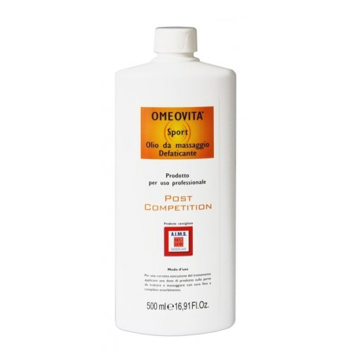 Olio post-gara Defaticante 500 ml