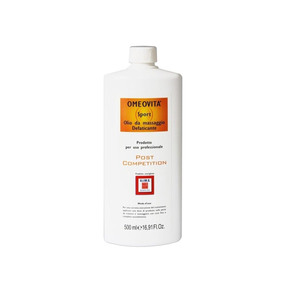Olio pre-gara Canfora Extra forte 500 ml